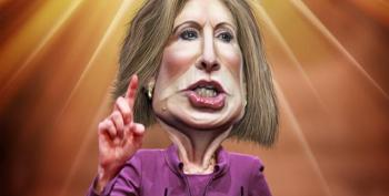 Carly Fiorina Attacks Elizabeth Warren While Lying About Net Neutrality