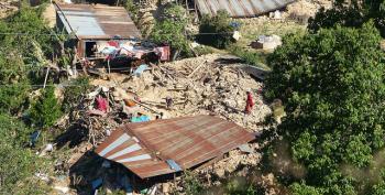 Powerful New Earthquake Hits Devastated Nepal