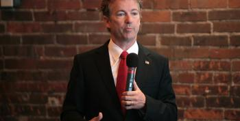 Rand Paul: No One Who Voted For Iraq War Should Go On Sunday Shows