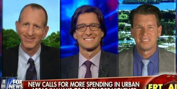Fox News Bullies Call For Cuts To Anti-Poverty Measures To Fix Baltimore