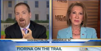 Carly Fiorina Blames 'Boardroom Brawl' For Her HP Firing