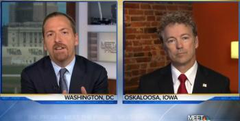 Rand Paul Attacks Hillary Clinton Over Libya, Again