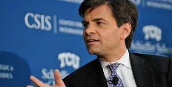 Stephanopoulos Issues Mea Culpa For Clinton Donations