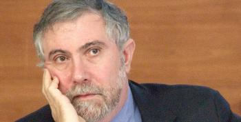 Paul Krugman: U.S. Poverty 'An Act Of Malign Neglect'
