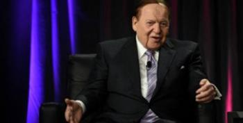 GOP Donor Adelson Accused Of Organized Crime Ties