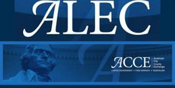 ALEC: Paying For Corporate Lobbying With Our Tax Dollars