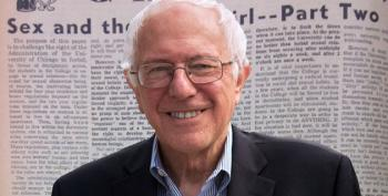 I'll Cut Bernie Sanders A Break On That Sex Essay