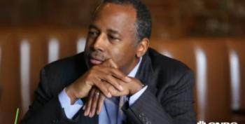 Ben Carson Defends Likening Obama To A Psychopath