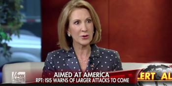 Carly Fiorina: Actually, I Do Have National Security Experience