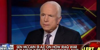 McCain: The World Would Be Better Off If We Had Not Blown The Surge
