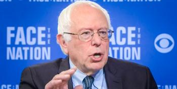 Bernie Sanders Promises Supreme Court Litmus Test To Overturn 'Disastrous' Citizens United