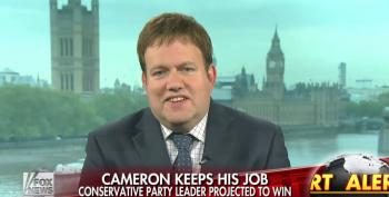 Frank Luntz Claims A Win For G.O.P. Policies In The U.K.