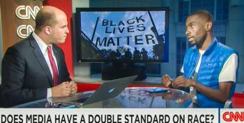 'Maybe We Differ On What True Means': Activist Confronts CNN Host For Assuming Cops Tell The Truth
