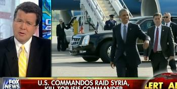 Neil Cavuto Lashes Out At President Obama For Telling The Truth About Fox