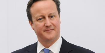 Cameron Hails 'Strong Night' For Conservative Party