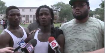 Dorian Johnson: Arrested For Resisting Arrest After Filing Lawsuit