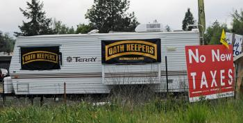 Fears Of Black Helicopters And Mercenaries Fuel Oregon Oath Keepers' Paranoia