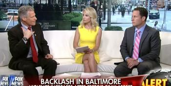 Fox's Scott Brown: Fear Of Being Sued Has Made Police 'Gun Shy'