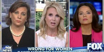 Elisabeth Hasselbeck Falsely Claims Planned Parenthood Poll Attacked Carly Fiorina
