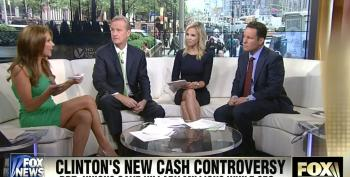 Fox Baselessly Suggests An Evil Cabal Between Hillary Clinton And Labor Unions