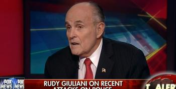 Rudy Giuliani Attacks Former NYC Mayor For Protests He Helped Instigate