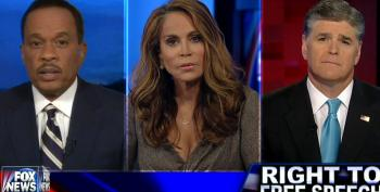 Pamela Geller Accuses Fox's Juan Williams Of Wanting To 'Impose The Sharia'