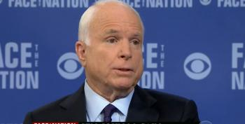 CBS Helps John McCain Celebrate Memorial Day With Call For Ground Troops In Iraq