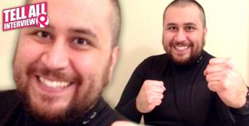 George Zimmerman Has Minor Injury After Shooting Incident