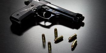 Justice Department Gears Up For Gun Regulations; NRA Gears Up For War