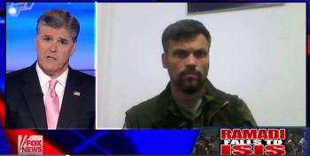 Hannity Uses Christian American Fighting ISIS To Bash President Obama