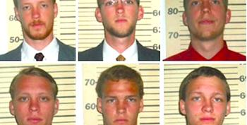 Four Home-Schooled Brothers Plead Guilty In Rape, Assault Of Sister