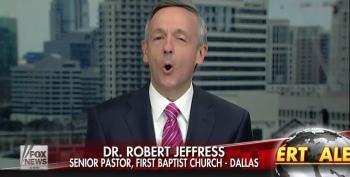 Pastor Jeffress Says Amtrak Crash Shows Us That God Is Love