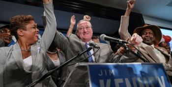 Blue America Candidate Jim Kenney Wins Dem Nomination In Philly