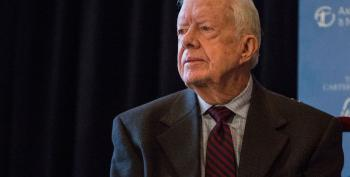 Jimmy Carter: Meeting With Netanyahu 'A Waste Of Time'