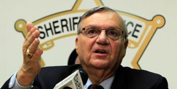 Wingnut Sheriff Joe Arpaio Asks For Donations To Pay For His Legal Fees