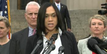 State's Attorney: Freddie Gray's Death A Homicide, Criminal Charges Will Be Brought Against All Six Cops