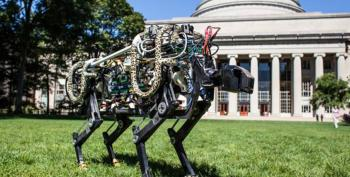 Video: MIT Unleashes Robotic Cheetah Capable Of Leaping Over Obstacles