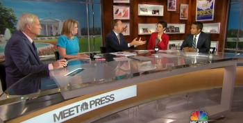 Chuck Todd Worries That Sex Scandals Keeping Good People From Running For Congress