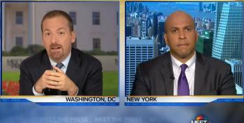 Cory Booker Explains To Chuck Todd That Yes, Lack Of Infrastructure Spending Does Cost Lives