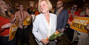 Rachel Notley Rides Stunning Orange Wave In Alberta: Tim Harper