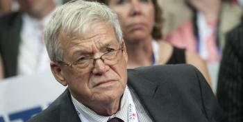 Former GOP Speaker Hastert Indicted On Federal Charges