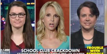 Vegas Student Cries To Fox News When Pro-Life Club Is Denied