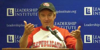 Rand Paul: 'Leftist Lunatics Have Hijacked America's Great Universities'