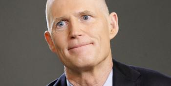 FL Gov. Rick Scott Is A Lying Sack Of Sh*t
