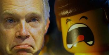 Ron Johnson Versus The Legos