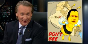 Maher Slams Republican Chickenhawks For Having Learned Nothing From Invading Iraq