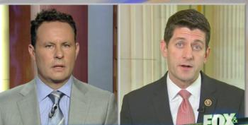 Paul Ryan Lies About Amtrak Funding With A Straight Face