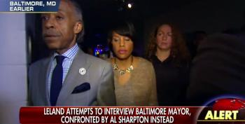 After A Steady Diet Of Demonizing Baltimore Mayor, Fox Plays The Victim When She Won't Talk To Them