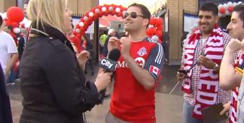 Toronto FC Fan Fired By Hydro One Over Vulgar 'FHRITP' Incident