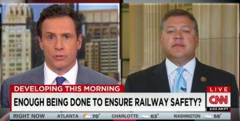 Florida Representative: Amtrak Is A 'Soviet-Style Operation'